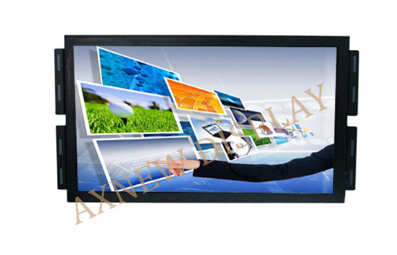 "22"" Wall Mounting Multi Touch LCD screen Outdoor Advertising 1680×1050"