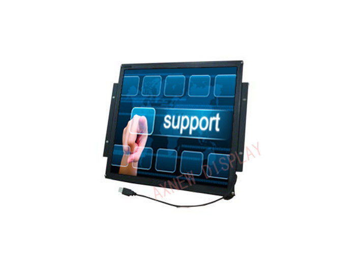 Digital 1024×768 Hd Industrial Touch Screen Monitor With Projected Capacitive Touch