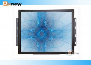 19 inch Infrared Open Frame Multi Touch LCD Screen with VGA DVI for kiosk