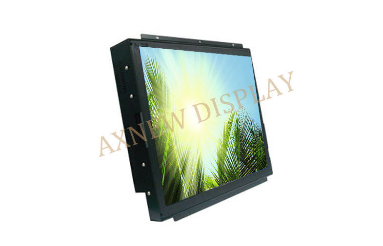 "Mini Vertical 17"" Sunlight Readable Display With IR Touch Screen"