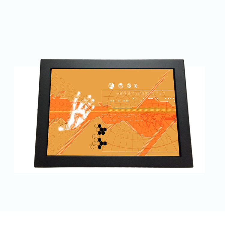Slim Thin Waterproof Lcd Display 10.4 inch 300nits Brightness Projected capacitive touch