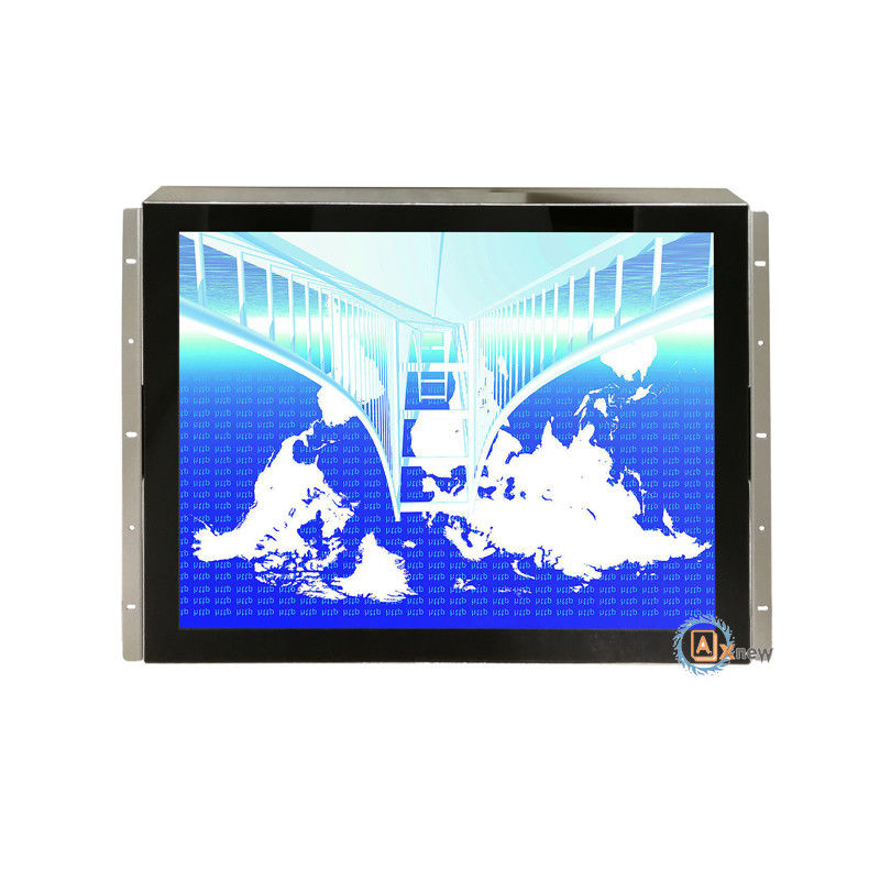 170/170 Viewing Capacitive Touch Monitor with Brackets and Vesa Mounting