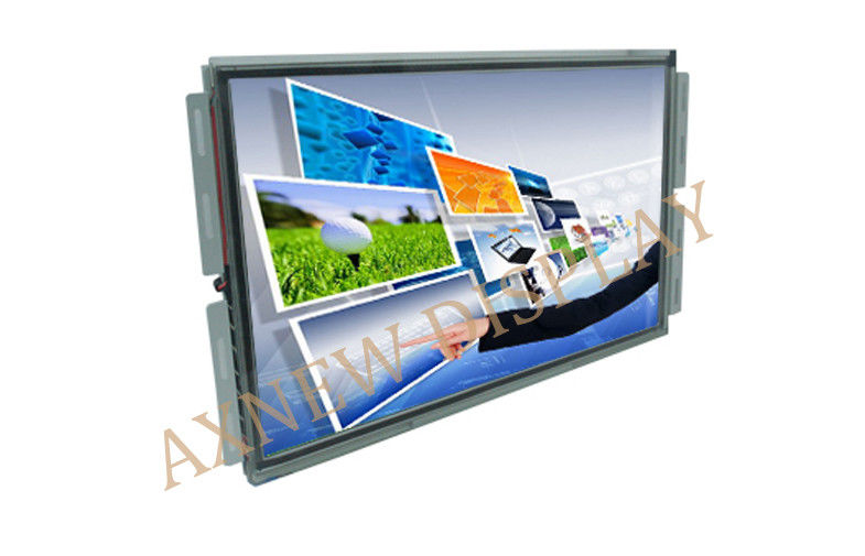 HD SAW Digital Open Frame LCD Monitor Surface Acoustic Wave screen