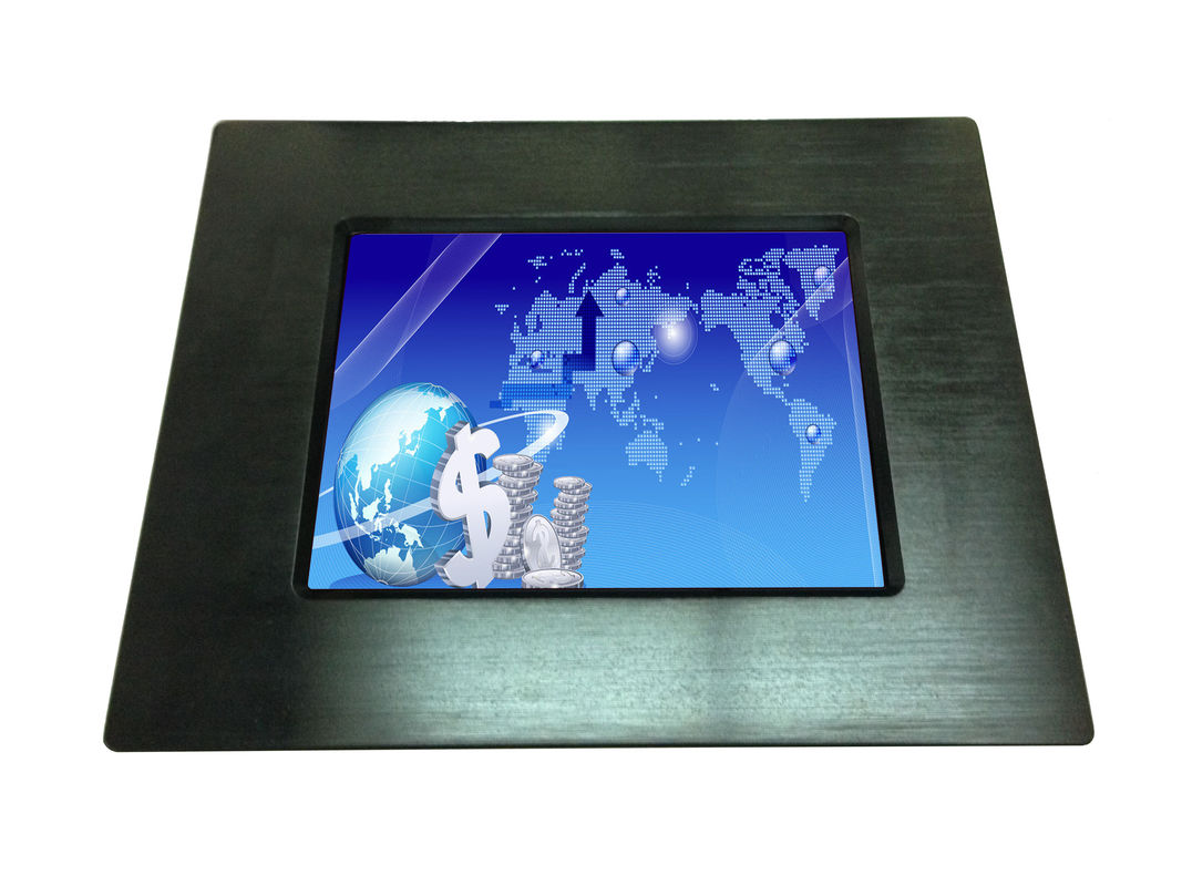6.5 inch IP65 Touch Screen Monitor High Brightness with Protective Glass