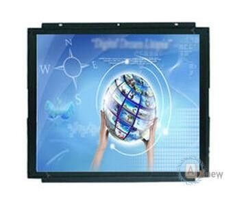 15'' Industrial Sunlight Readable Display with IR anti-vandal and  Anti-glare Function