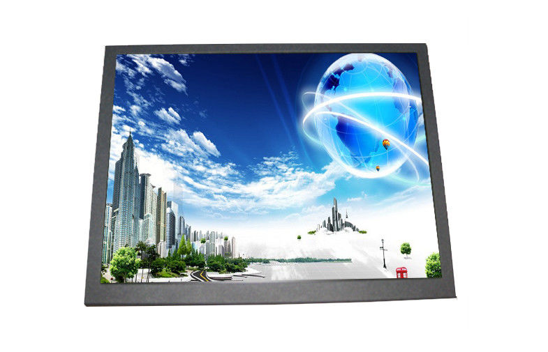 10.4 inch Advertising LCD Screens 4:3 VGA DVI LED Backlight View LCD