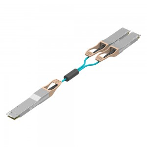 Professional Design High Density MTP-LC Cassette - 100G QSFP28 TO 2X50G QSFP28 AOC – INTCERA