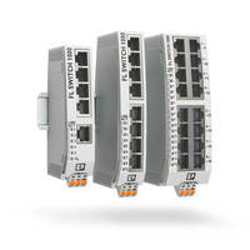 Unmanaged industrial switches deliver automation protocol prioritization
