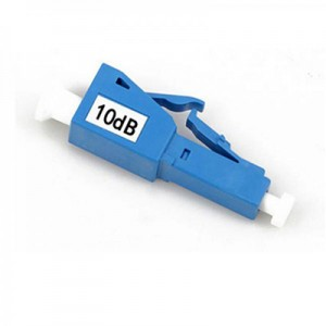 OEM/ODM Supplier MTP-LC LGX Cassettes patchcord - LC Female to Male attenuator – INTCERA