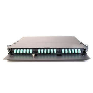 MTP-MPO Cassette-1U Patch Panels