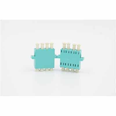 Hot Selling for Fiber Optic MPO-LC Cable Assembly - LC Quad adaptor – INTCERA