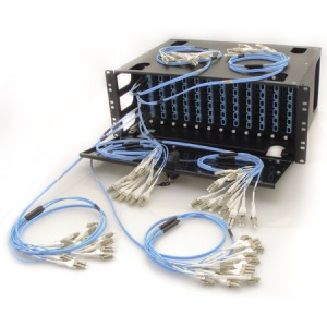 MTP-MPO Cassette-4U Patch Panels
