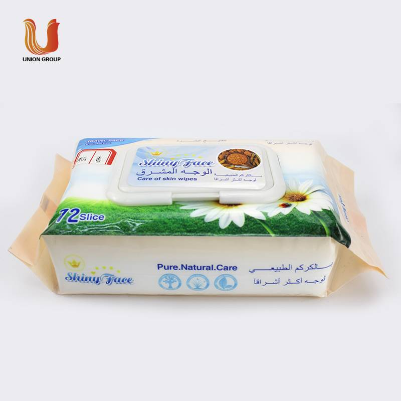 Top Selling high quality Baby Cleaning Wet Wipe free sample
