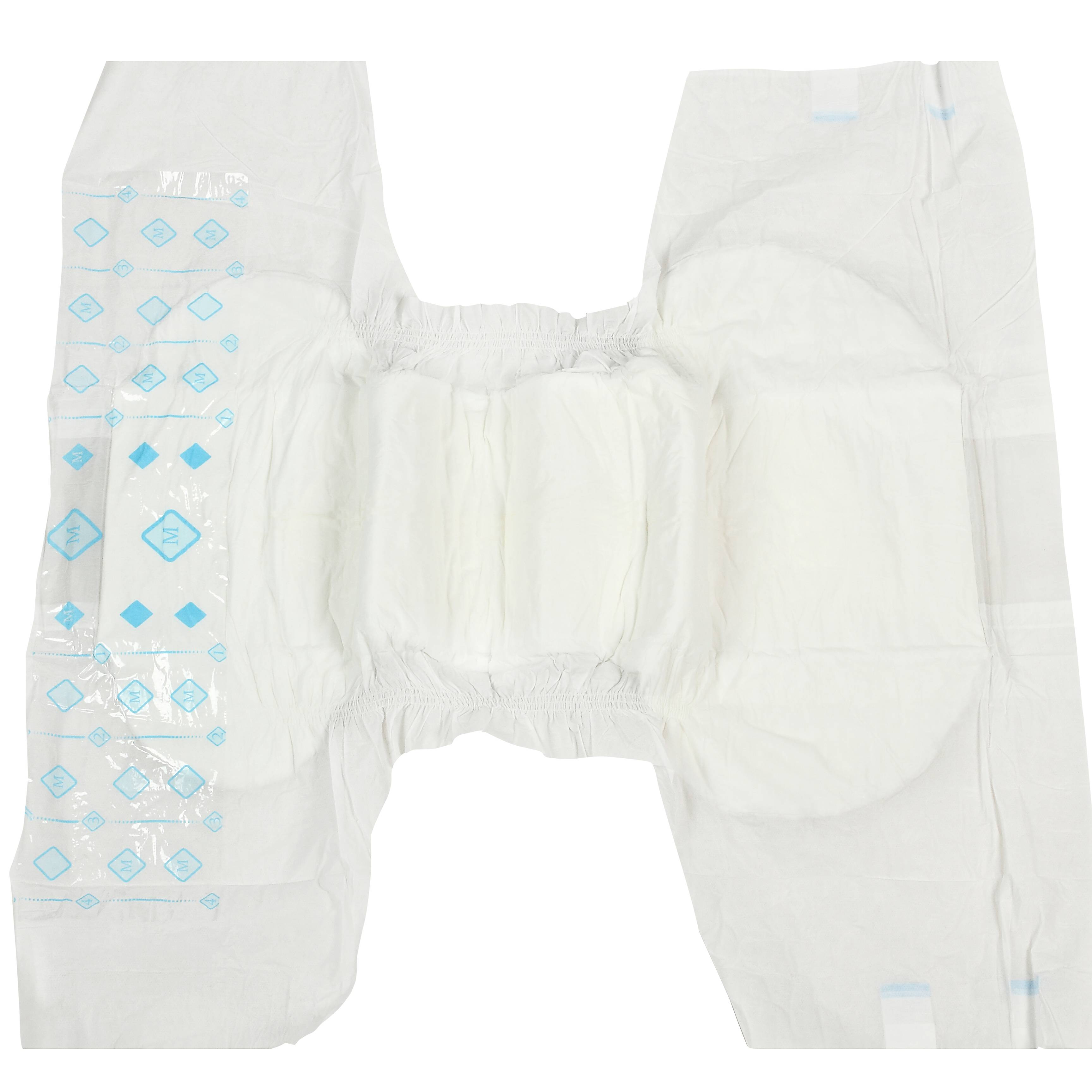 China Factory Price Disposable OEM Adult Diaper