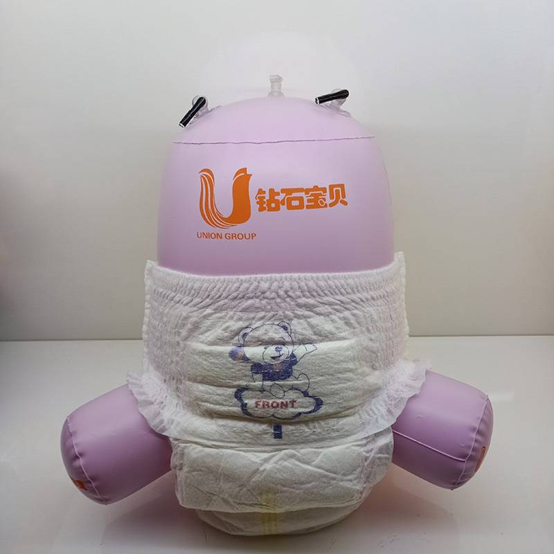 Hot-selling Disposable Diaper China - Low price High quality disposable Baby Diaper in bales in China – Union Paper