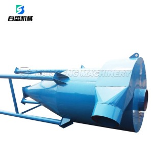 cyclone dust collector, Industrial fume collector for prefilter