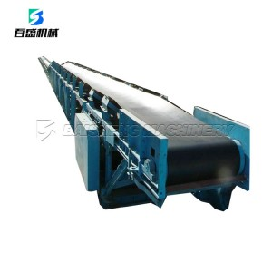 Cement belt conveyor System