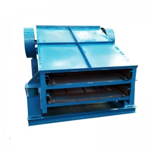 Heavy – duty vibrating screen equipment