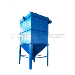 99.99% high efficiency jet pulse baghouse filter dust collector