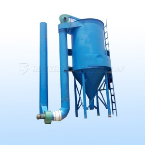 Mini bag house dust collector cyclone in china