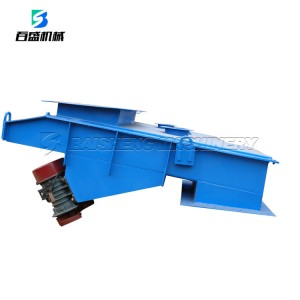 Xinxiang factory discount sale quarry gravel GZG motor mining electric vibrating feeder price