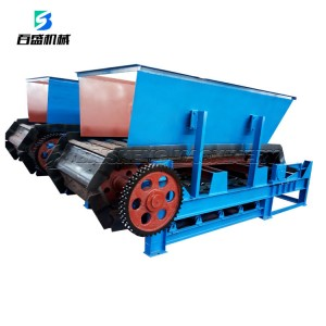 Heavy duty mining plate apron feeder manufacturer for stone in Henan