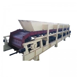Baisheng High pressure Heavy Apron Chain Plate Type Feeder