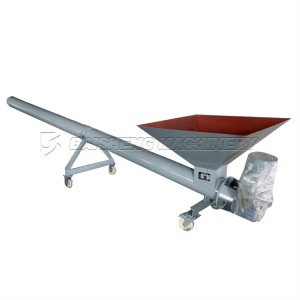 China Flour Auger Screw Conveyor/Hopper Screw Feeder For Sale