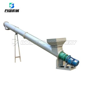 Powder hopper screw conveyor price in china