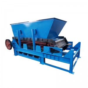 China low noise apron chain plate feeder for coal with Hopper