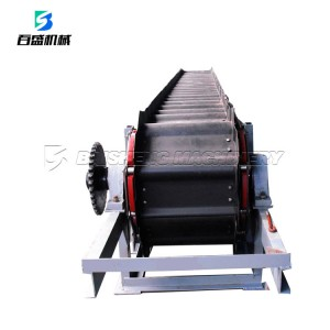 Baisheng apron chain feeder conveyor from China