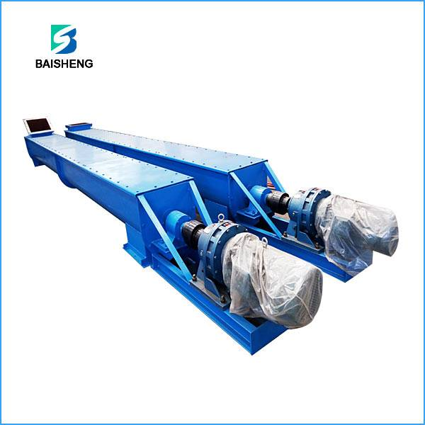 U type screw conveyor for Coal Powder / Cement Plant Featured Image