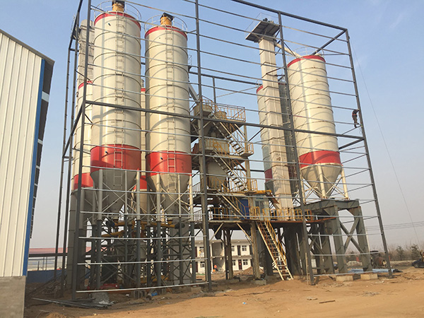 Application of bucket elevator in cement industry