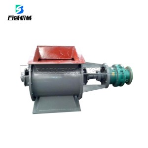 New technology electric driven type cement Impeller feeder for wood pellet
