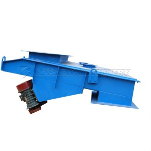China linear vibratory Light feeder machine/raw material vibrating feeder