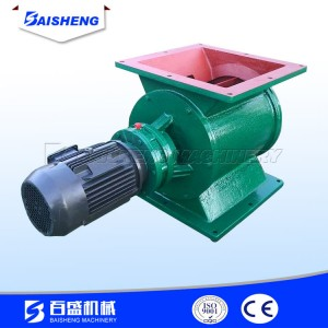 Cement Industry Rotary Feeder/Rotary Vane Feeder