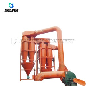 2019 High Quality cyclone wood dust collector System for woodworking