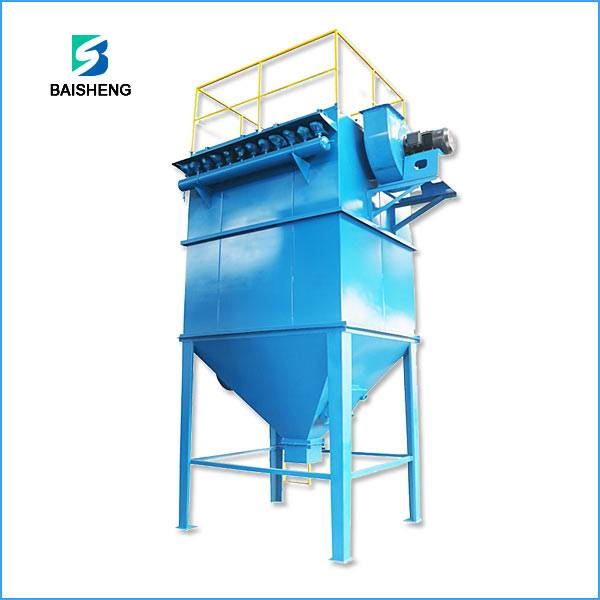 Single pulse bag filter dust collector  for Construction Industry Featured Image