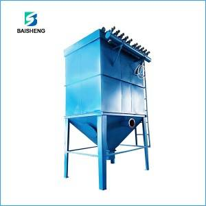 Single pulse bag filter dust collector  for Construction Industry