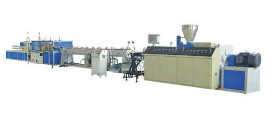 PVC2-outlet Pipe Production Line