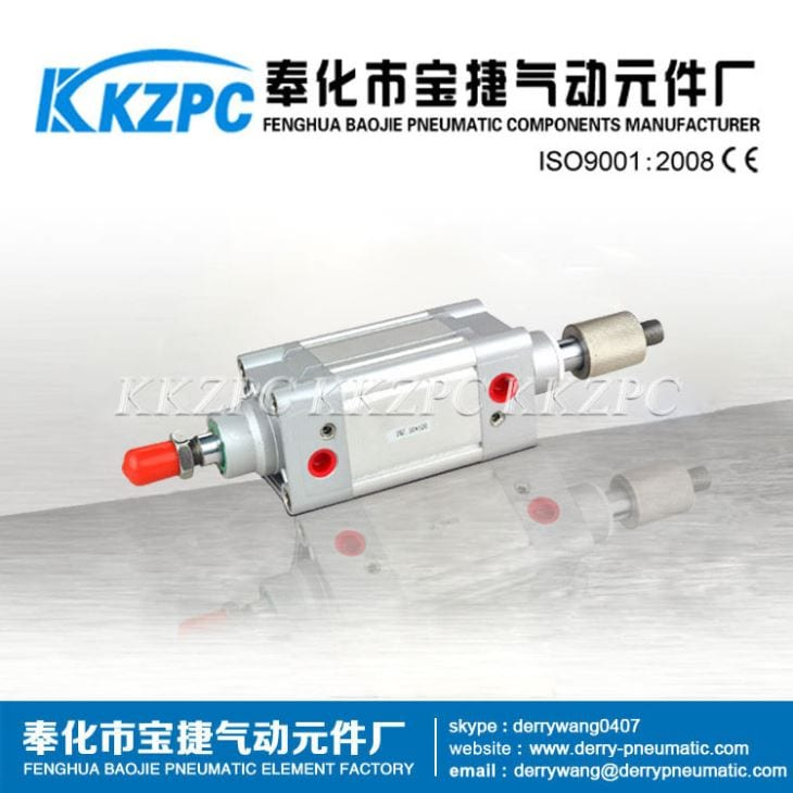 Hot Sale for Automatic Lubricator - DNC 63*50 Series Double Acting Pneumatic Cylinder – Baojie
