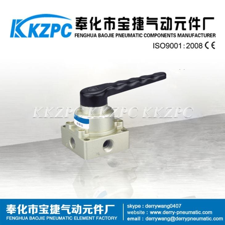 Hand Switch Control Valve of HV400-04