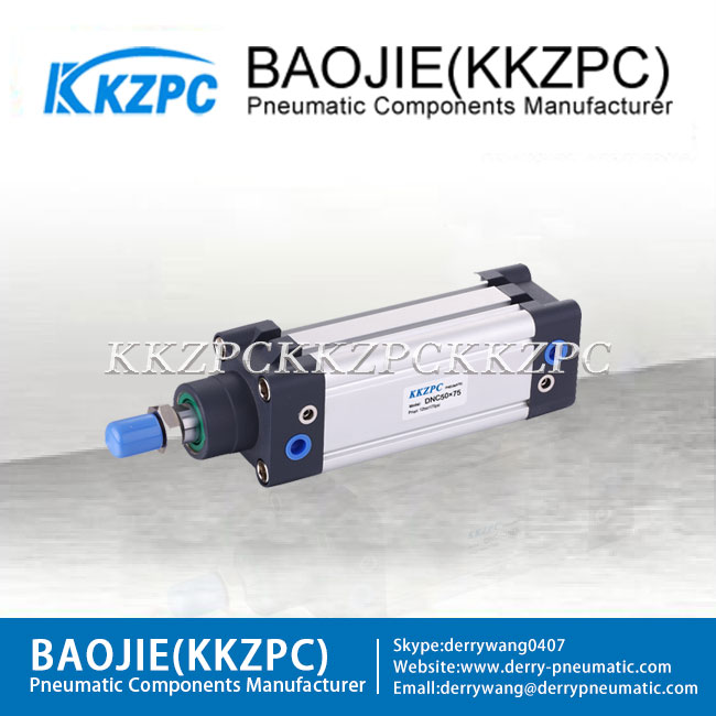 DNC 63*50 Series Double Acting Pneumatic Cylinder Featured Image