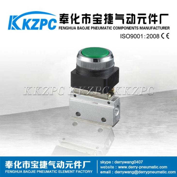 MOV-04 Mechanical Valve Manual Valve