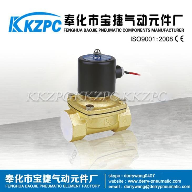 Renewable Design for Water Solenoid Valve Ac220v -
