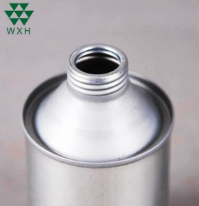 Round Glue Tin Cans for Lubricants Oil, Chemical Packaging