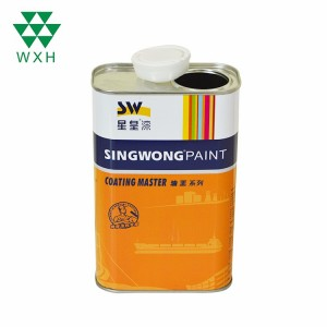 China wholesale Vintage Metal Tins -