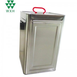 20L Tin Can for food Grade Edible Oil Tin packing