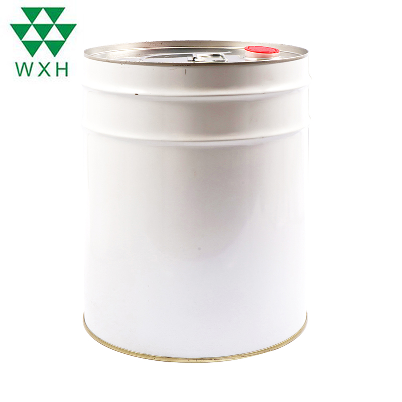 20L Metal Round Tin anogona For Paint, Chemical Industrial kavha Featured Image