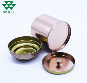 Open Top Oil Ink Can Metal Oil Storage Tin Cans